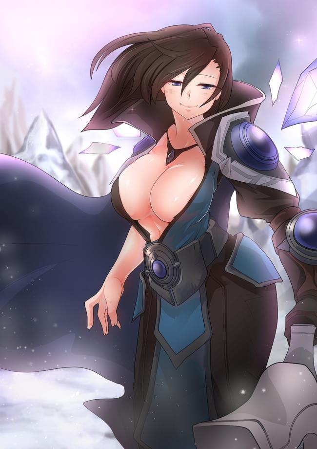 Ahri, Akali, Annie, Ashe, Jinx, League of Legends, LoL, Sona, Soraka, リーグ・オブ・レジェンド, 高画質 の画像-7