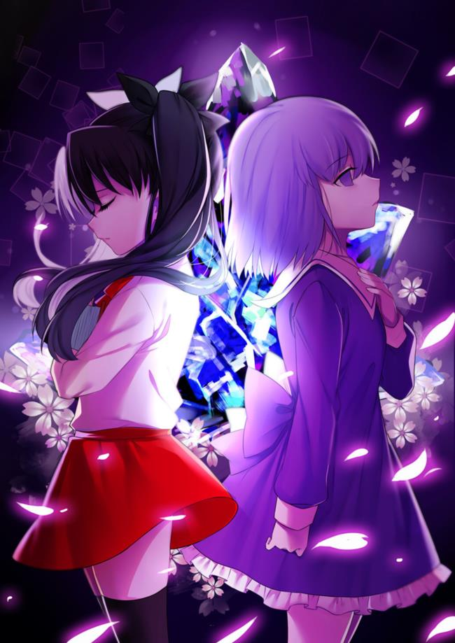 Fate stay/night, Fateシリーズ, アニメ, 間桐 桜, 紫髪の画像-52