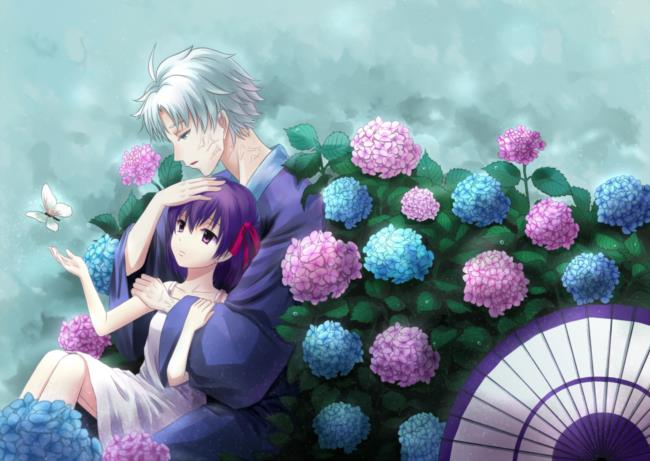 Fate stay/night, Fateシリーズ, アニメ, 間桐 桜, 紫髪の画像-6