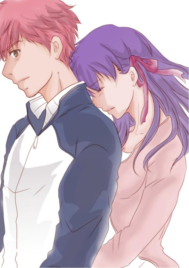Fate stay/night, Fateシリーズ, アニメ, 間桐 桜, 紫髪の画像-51