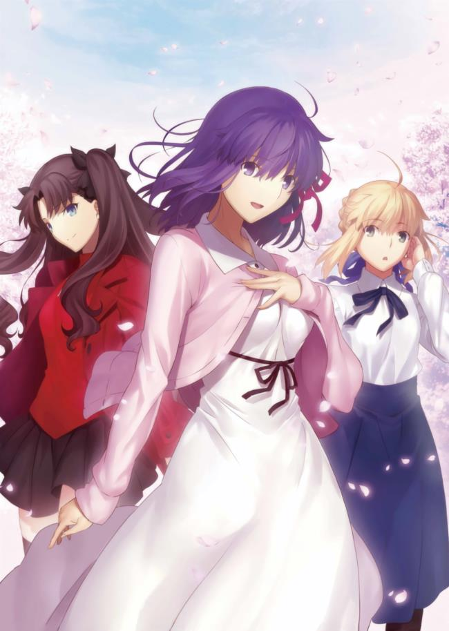 Fate stay/night, Fateシリーズ, アニメ, 間桐 桜, 紫髪の画像-13