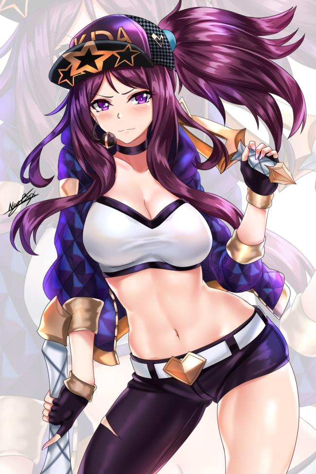 Ahri, Akali, Annie, Ashe, Jinx, League of Legends, LoL, Sona, Soraka, リーグ・オブ・レジェンド, 高画質, Hentaiの画像-29